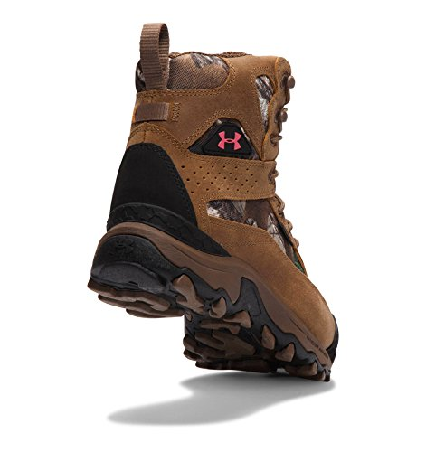 Under Armour UA Speed Freek Bozeman 600 Boot - Women's Realtree Ap-Xtra / Uniform / Perfection 9.5 by Under Armour (Image #2)