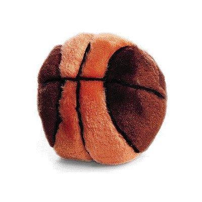 Plush Basketball Dog Toy [Set of 3]