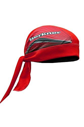 Berkner Biker Bandana, red