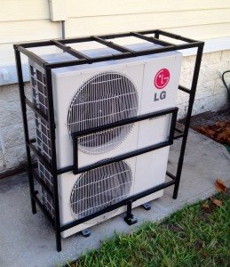 Marketing Holders AC-GUARD A/C Security Mini-Split Cage
