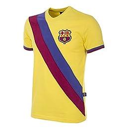 COPA - Maillot Extérieur Retro FC Barcelona 1978-1979