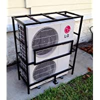 AC-Guard adjustable mini-split security cage
