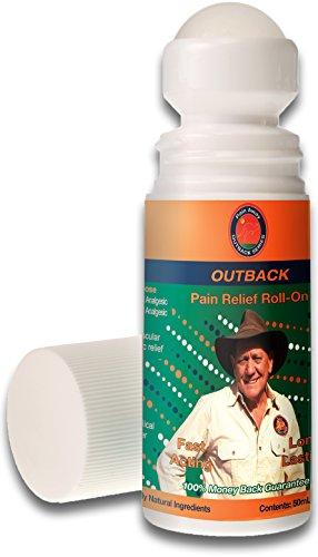 Outback soulagement de la douleur naturel | choisis par les personnes souffrant de fibromyalgie, arthrite, tendinite, bursite, la goutte, la douleur au genou, mal de dos, les blessures musculaires, douleurs articulaires, polyarthrite, Tennis Elbow, périos
