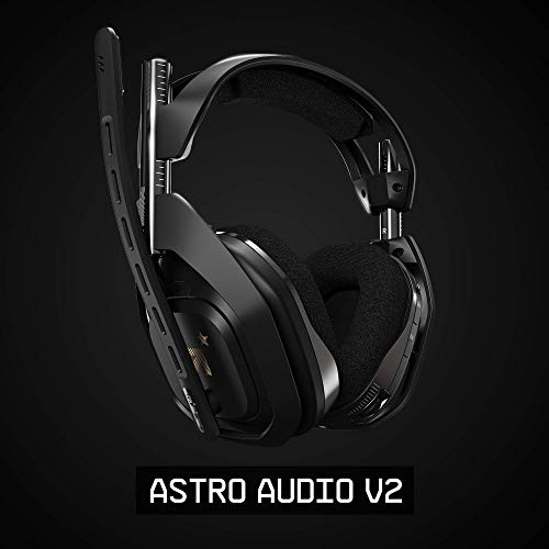 ASTRO Gaming A50 Wireless + Base Station for Xbox One & PC – Black/Gold 41hD aQSlZL