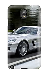 Fashion Protective Mercedes Sls Amg 23 Case Cover For Galaxy Note 3