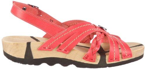 Chung Shi Wooccoli Sofie 3000300 Damen Sandalen Rot (Rosso)