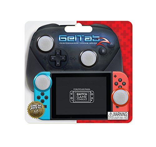 EMiO Geltabz for Switch Controller - Nintendo Switch