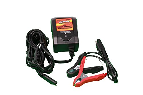 WirthCo 20062 Battery Doctor Black CEC Certified Smart Battery Charger and Maintainer (12V, 500 m - Doc Battery