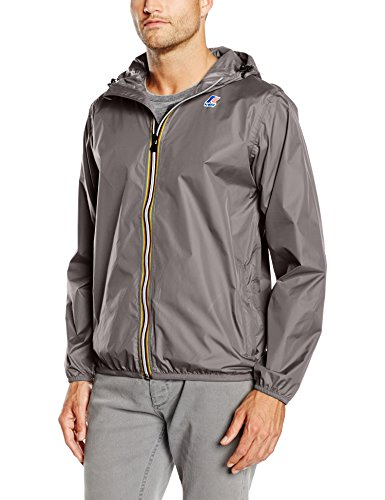 216 K Claude Homme way Smoke Grigio grey Manteau xxnP0pRF