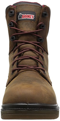 Boot Men's Construction RKK0160 Brown Rocky qFwz7xnTtT