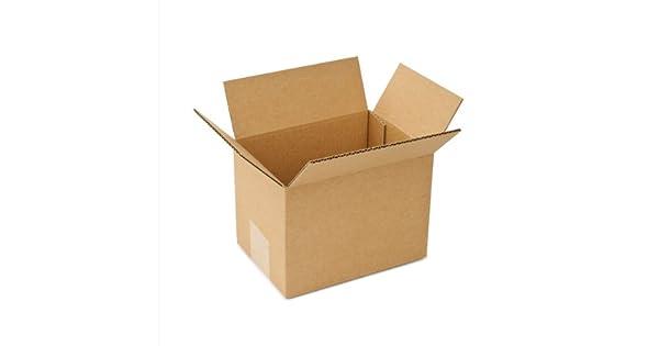 Amazon.com: Pratt pra0521 Caja de cartón corrugado reciclado ...
