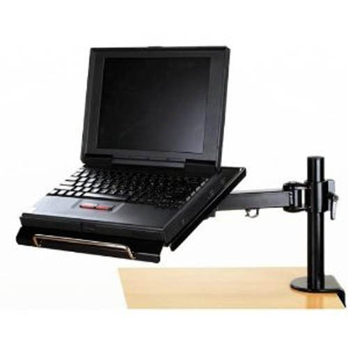 Desk Side Extension - 332B Notebook/Laptop Extension Stand Desktop Clamp