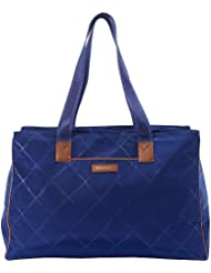 Vera Bradley Womens Preppy Poly Triple Travel Bag