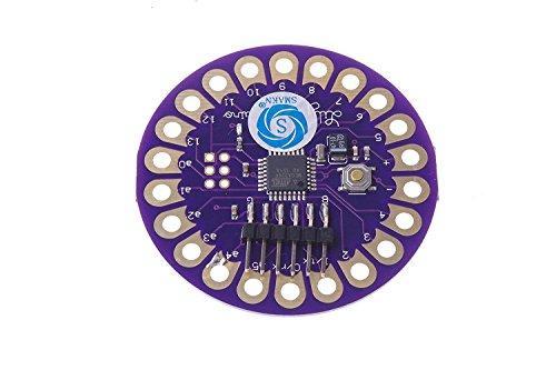 SMAKN LilyPad Arduino 328 Main Board ATmega328P 16M(new version)