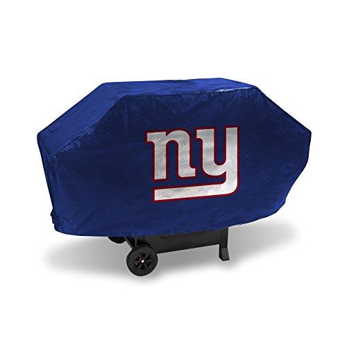 NFL New York Giants Vinyl Padded Deluxe Grill Cover ()