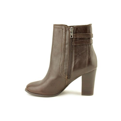 Marc Fisher Kattie Womens Size 5.5 Brown Leather Fashion ...