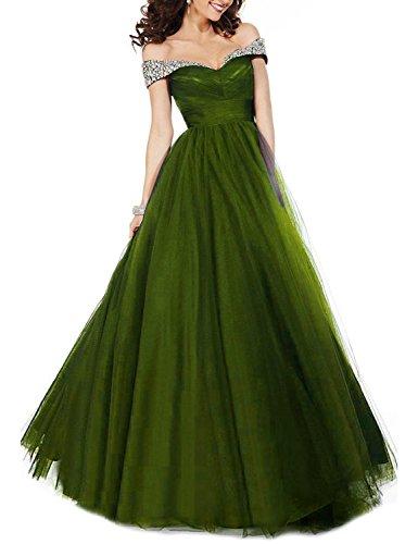 New Womens Moss Green Dress - 9