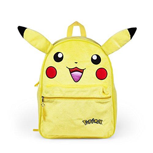 Pokemon Boys' Plush Pikachu 16