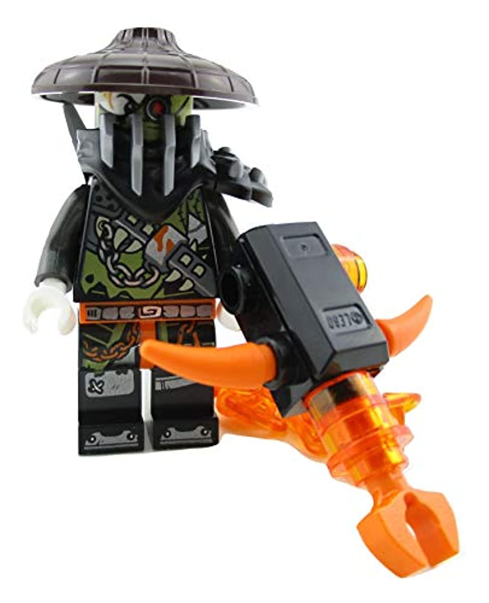 [레고 닌자고] LEGO Ninjago Faith Heavy Metal Minifigure Dragon Hunter 70655 Hunted Mini Fig