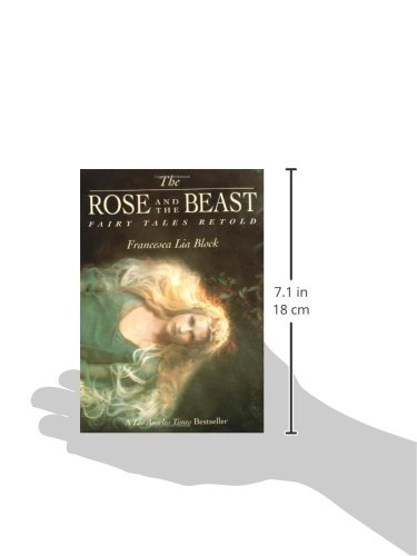 Read The Rose And The Beast Fairy Tales Retold By Francesca Lia Block