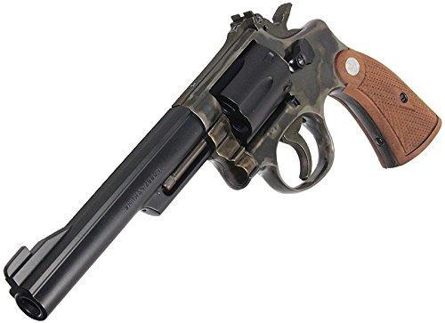 S&W M19 6インチ ケースハードン HW 完成品 B074PPL96M