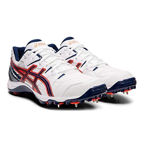 Asics Men's Gel-Gully 5 Batting & Fielding Cricket Spike Shoes ...