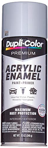 Dupli-Color EPAE11200 Chrome Aluminum Spray Paint, 12. Fluid_Ounces