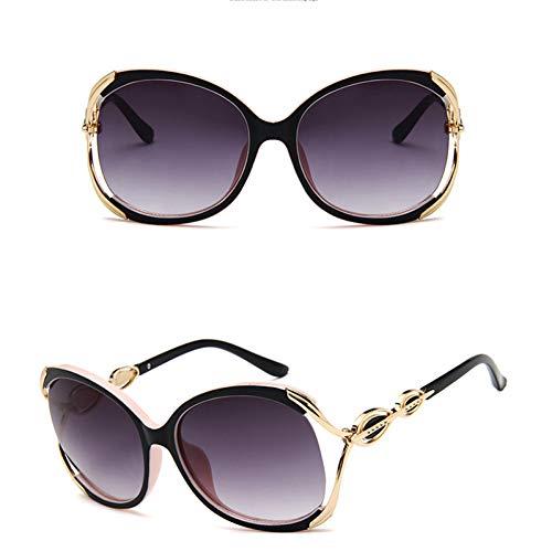 White Sol Lllm Gafas Pcs Oculos Voyage Grandes De Lunettes Black Soleil Pour Les Dames Vintage 1 Classique Femmes rxnqrTw6f