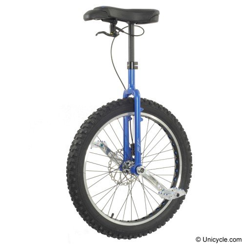 Kris Holm 24'' Mountain Unicycle by Kris Holm