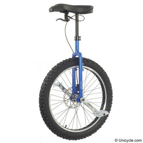 Kris Holm 24'' Mountain Unicycle by Kris Holm