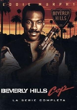 Amazon Com Beverly Hills Cop La Serie Completa 3 Dvd Import Eddie Murphy Judge Reinhold John Landis Movies Tv