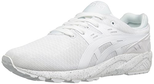 Asics Mens Gel-kayano Trainer Evo Fashion Sneaker Bianco / Bianco