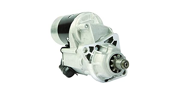 Starter For John Deere 4039D Engine; 4039T Engine; 4045D Engine;