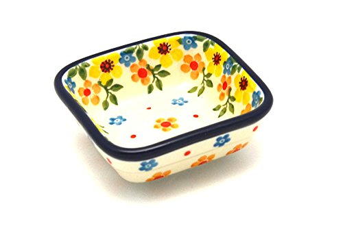 Polish Pottery Dish - Food Prep - Buttercup by Polish Pottery Gallery