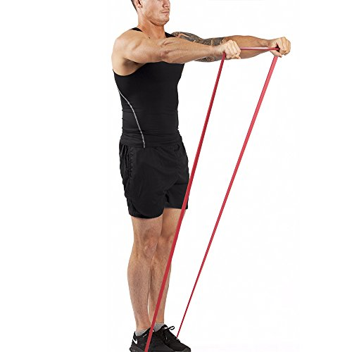Freetoo Resistance Workout Bands Stretch Exercise Pull Up