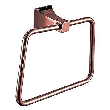 bathroom accessories solid brass towel ringbrass rose gold bathroom accessory