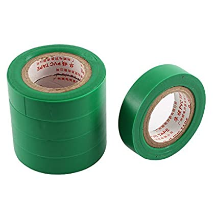 Amazon.com: Adhesivo aislamiento eléctrico de PVC DE 14 mm ...