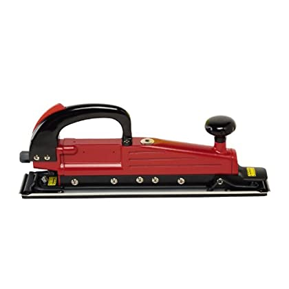 Image of Home Improvements Chicago Pneumatic, CP7268, Air Sander, 2-3/4 x 17-1/2In Pad, 10.7CFM