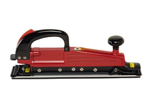 Chicago Pneumatic CP7268 Heavy Duty Twin Piston Straight Line Sander (Air Piston Line Sander Straight)