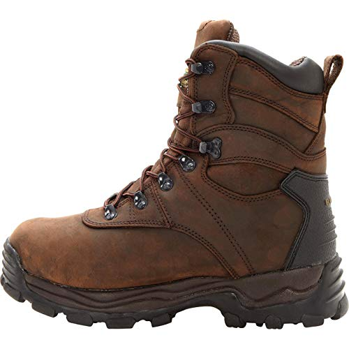 Pictures of Rocky Men's Sport Utility Eight Inch FQ0007480 Brown 4