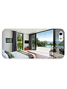 iPhone 5&5S Case - Photography - Bedroom Bu The Pool 3D Full Wrap