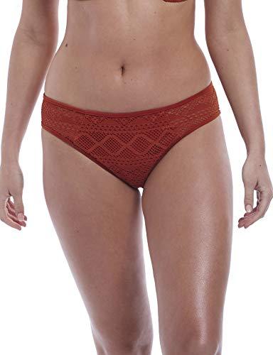 Freya Sundance Bikini Bottom, S, Burnt Orange