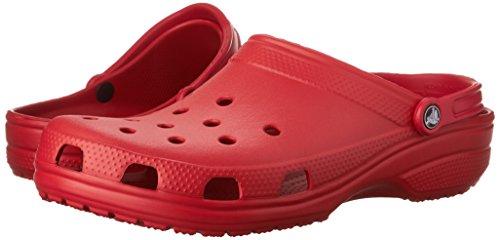 Unisex Classic Classic Unisex crocs Classic crocs Unisex Rojo Classic crocs Clog Clog Rojo Unisex Rojo crocs Clog Clog Aq6gUq
