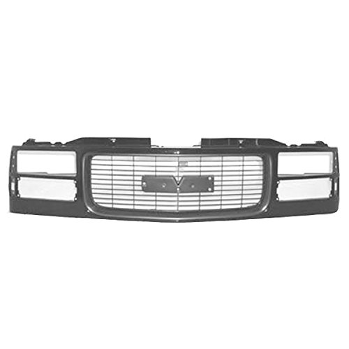 Crash Parts Plus Grille Assembly for GMC Pickup, Suburban, Yukon GM1200357