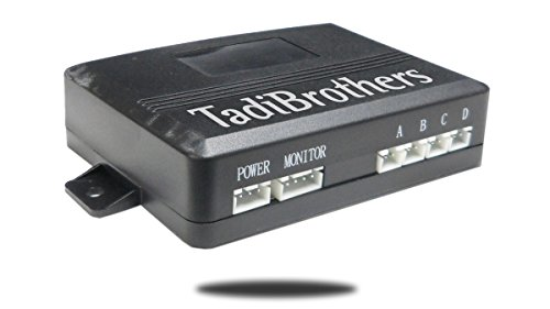 Tadibrothers Wireless Parking Backup Sensor System with