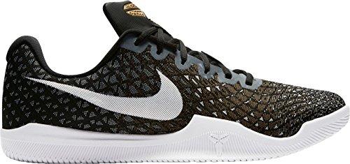 Nike Kobe Mamba Istinct Uomo Scarpe Da Basket Nero / Grigio