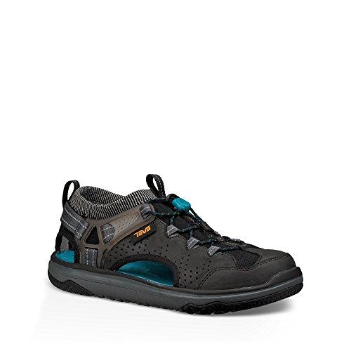 Teva(テバ) レディース 女性用 シューズ 靴 サンダル Terra-Float Travel Lace - Black [並行輸入品]