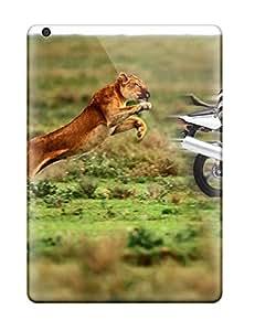 Hot Tpye Funny Zebra Deskhigh-ranking Case Cover For Ipad Air
