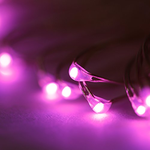 Led 100 Micro Icicle Light String - 3