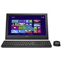 Dell Inspiron 3043 All-in-One 19.5 Inch Touchscreen Desktop - Intel Celeron N2830 Processor, 128GB SSD, 8GB RAM, Windows 8.1